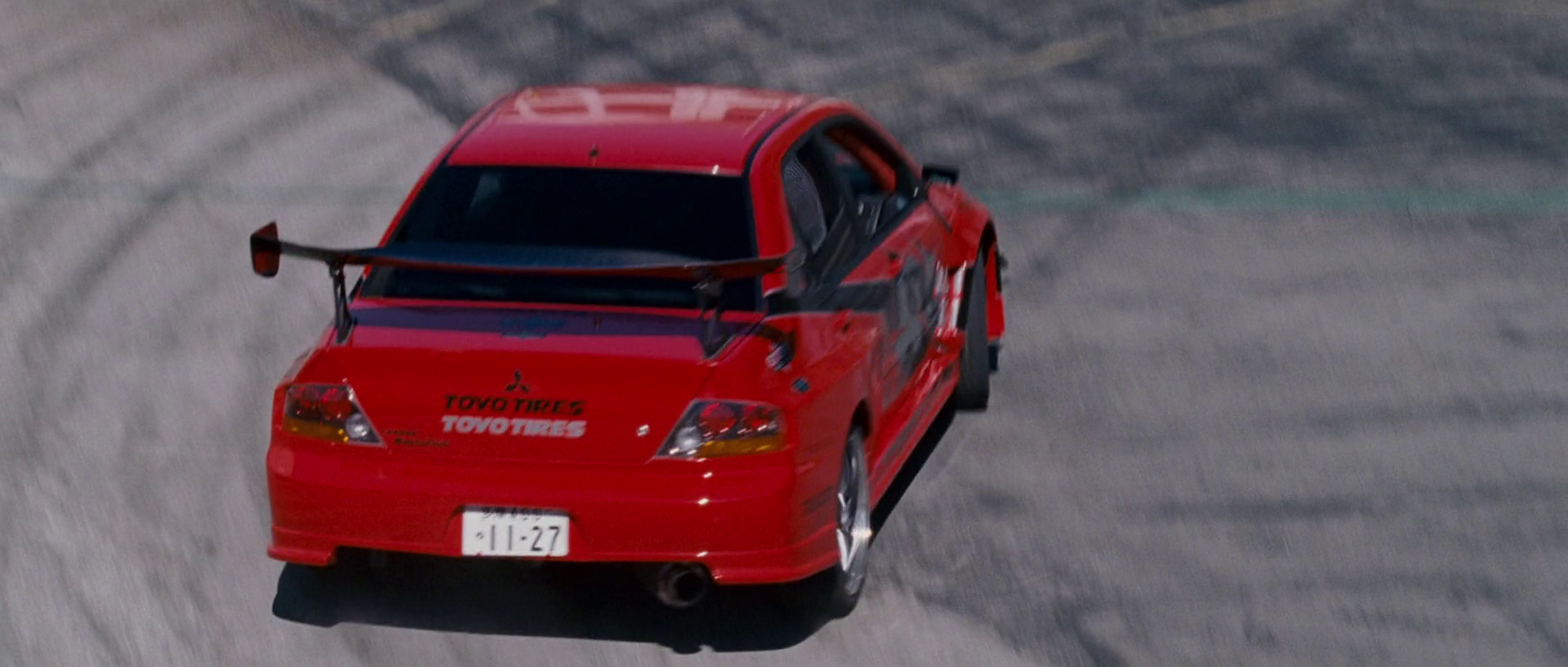 Image Evo Viii Rear End Tokyo Drift Png The Fast And The