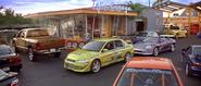 Lancer EVO VII & Eclipse Spyder GTS - Tej's Garage