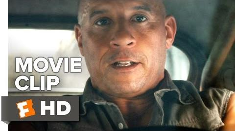 The Fate of the Furious Movie CLIP - Havana (2017) - Vin Diesel Movie