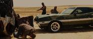 Fenix about to kill Brian - Ford Gran Torino Sport