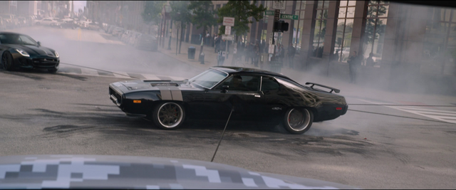 File:1971 Plymouth GTX (Side View - Escape from NY).png