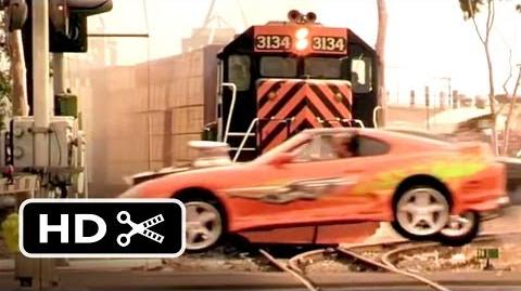 The Fast and the Furious (10 10) Movie CLIP - Brian Races Dominic (2001) HD