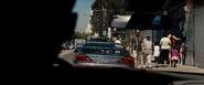 David Park's Nissan Silvia - Rear View