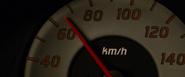 2002 Nissan Skyline R34 GT-R - Speedometer