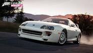 White Supra Forza H2-02