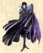 Castlevania - Dracula as he appears in Castlevania Bloodlines
