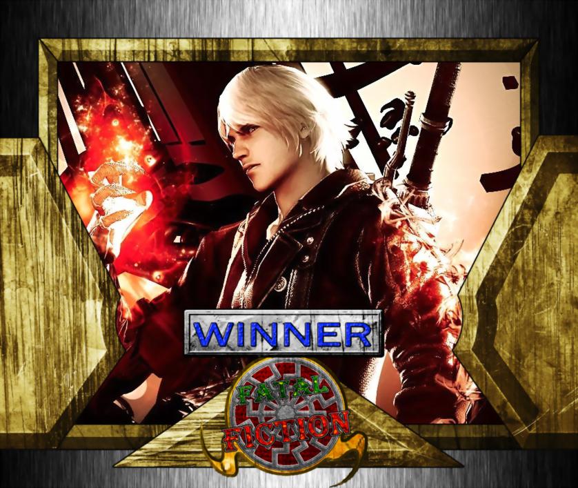 Fatal Fiction Winner - Nero