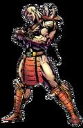 Mortal Kombat - Shao Kahn's Official MKII Promo Art by Patrick Rolo