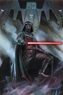 Star Wars - Darth Vader as he appears in the comics
