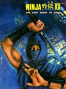 Ninja Gaiden - Ryu Hayabusa as he appears in the Ninja Gaiden II Promo Poster by Nintendo Power