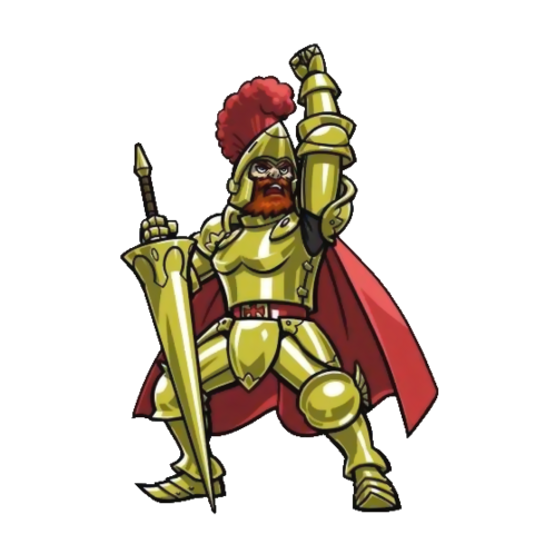 File:Ghosts 'n Goblins - Sir Arthur with Gold Armor as he appears in Otoranger.png