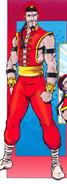 Mortal Kombat - Shang Tsung as he appears in the 1990s comics