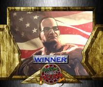 Fatal Fiction Winner - Senator Armstrong