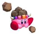 Kirby - Stone Kirby
