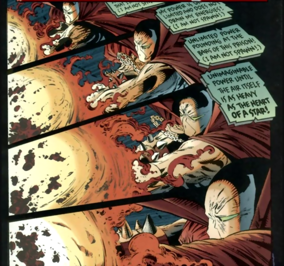 Image Comics - Star Level Spawn