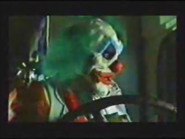 Twisted Metal - Sweet Tooth as he appears in the Lost Endings of the first Twisted Metal game