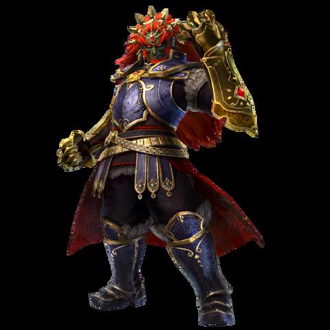 File:Ganondorf (Hyrule Warriors).png