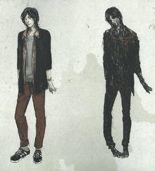 Kazuya concept