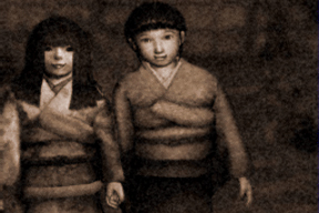 Kirie and Mikoto Photo
