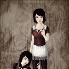 Mio & Mayu Amakura, Protagonists of Fatal Frame II