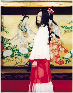 Tsukiko Amano 2