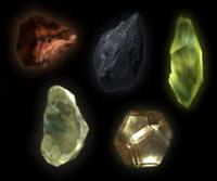 FFII spirit stones