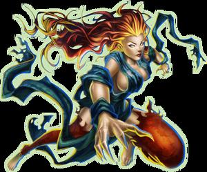 Siren Maiden Boss