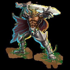 Ulfr of the Wolf boss
