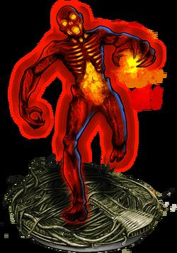 Fire Greaper Figure