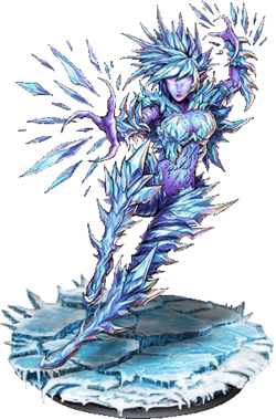 Frost Witch v2 Figure
