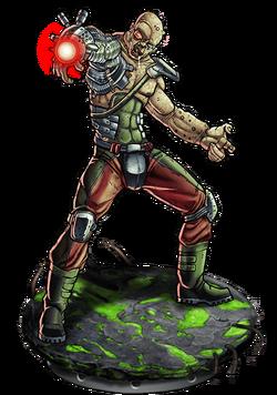 Ultra Mutant v2 Figure