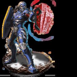 Celestial Warrior v2 Figure
