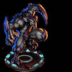 Abaddon, Fire Mutant Figure