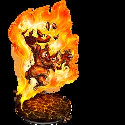 Blaze v2 Figure