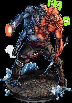 Horde Mutant v2 Figure