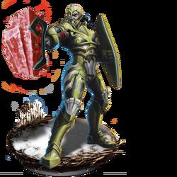Celestial Warrior Figure