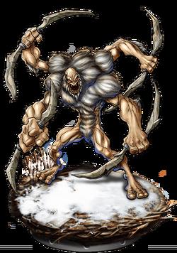 Etai Warrior Figure