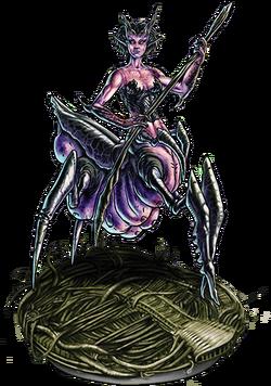 Dark Mite v2 Figure