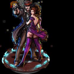 Dick & Jane, Lovers v2 Figure