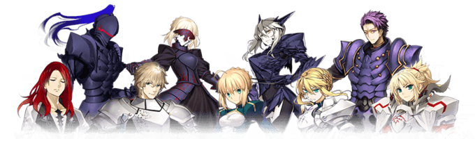 Round Table Servants Bait