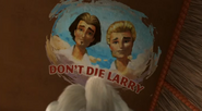 Father of the Pride Don't Die Larry