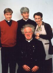 Characters of Father Ted