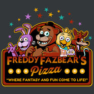 Freddy-Fazbears-Pizza