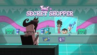 Secret Shopper title card