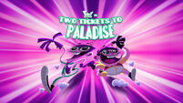 Two Tickets To Paladise title card