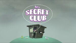 Secret Club title card