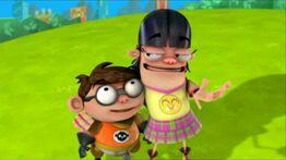 Yo and chum chum