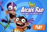 Arcade Raid Startup