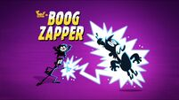 Boog Zapper title card