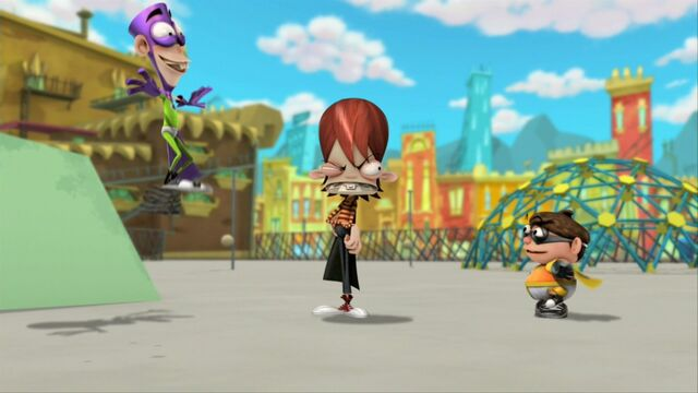 File:Kyle with springy Fanboy and Chum Chum s1e11a.jpg